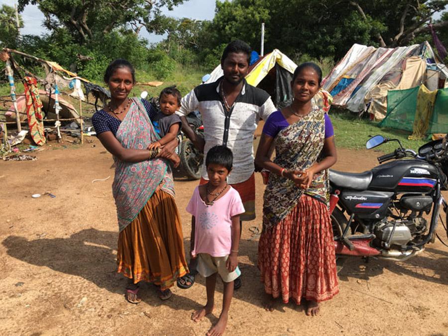 Besuch in Indien 2017
